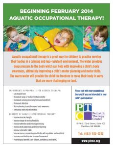 Aquatic Therapy Flyer II jpeg