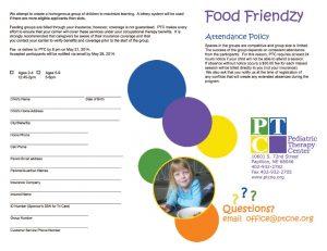Food Fenzy Flyer 2014 redo back