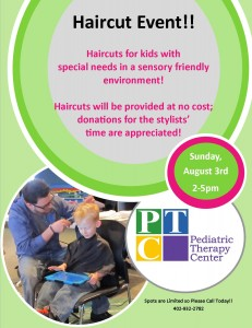 Haircut Event 2014