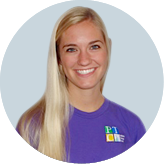 Caitlyn Maher, Rehabilitation Technician, Pediatric Therapy Center, Serving Greater Omaha, Nebraska and Western Iowa