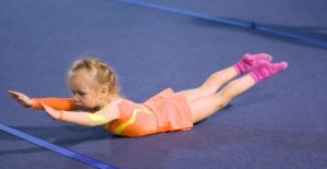 "Core or abdominal weakness can also contribute to toe walking. Here is an exercise idea to help strenghten the core. The ""Superman"" exercise:  If your child is older, have him or her lie on their tummy and imitate a superhero pose with arms and legs up.  If your"