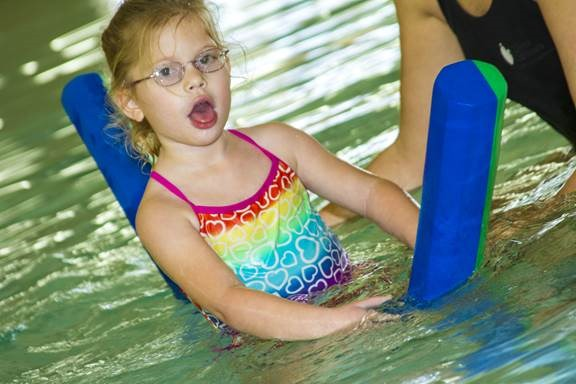 Does Your Child Have Low Muscle Tone Get Them Swimming