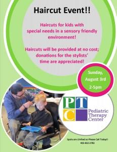 Haircut Event 2014