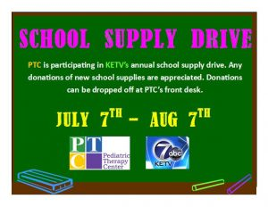 School Supply Drive 2014 jpeg
